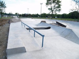 skatepark gananoque 1000 Islands skateboarding