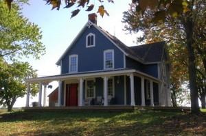 neilson house leblancq design gananoque