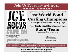 river ice curling hockey gananoque inn 1000 islands icerocks live
