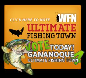 gananoque vote fishing ultimate