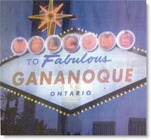 welcome to gananoque