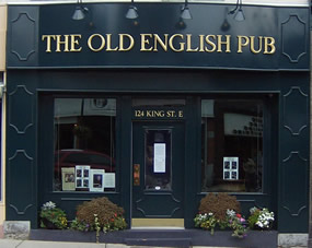Old English Pub Gananoque