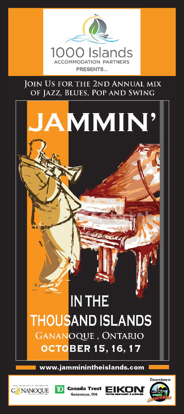 jammin in 1000 islands 2010