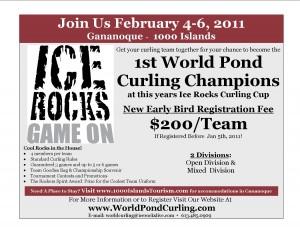 river ice curling hockey gananoque inn 1000 islands icerocks live
