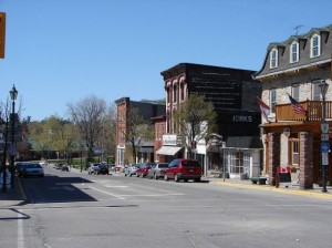 gananoque 1000 islands shops stores closed open