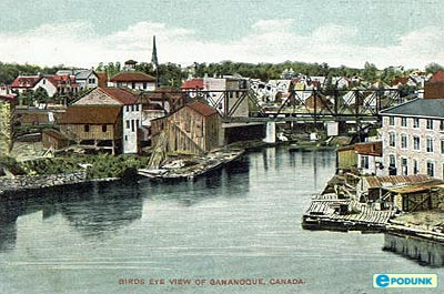 gananoque ontario 1000 islands inn