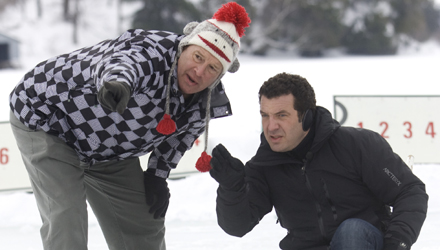 rick mercer cbc gananoque curling hockey 1000 islands