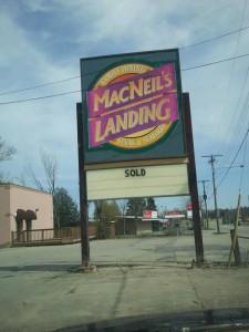 macheils mcneils landing gananoque sold house dragon