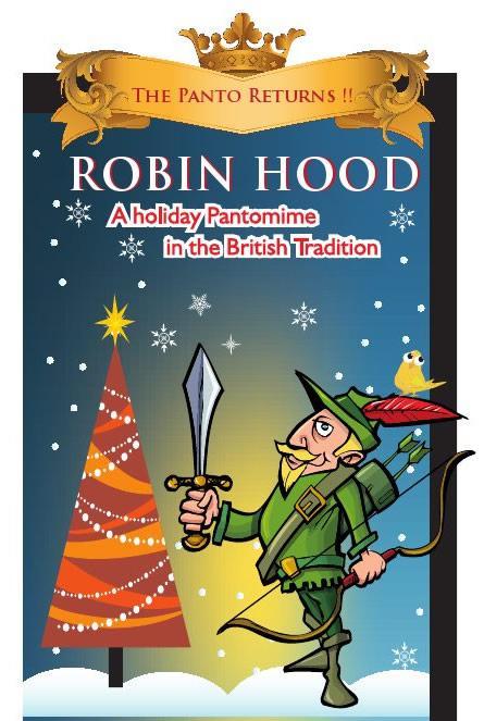 gananoque pantomime 2011 playhouse firehall robin hood