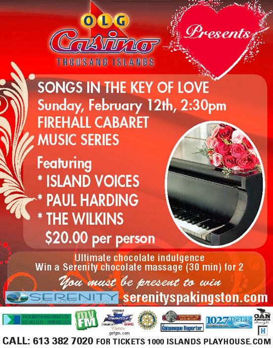 firehall cabaret music gananoque