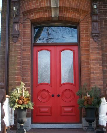 heritage door design build kingston gananoque ottawa toronto