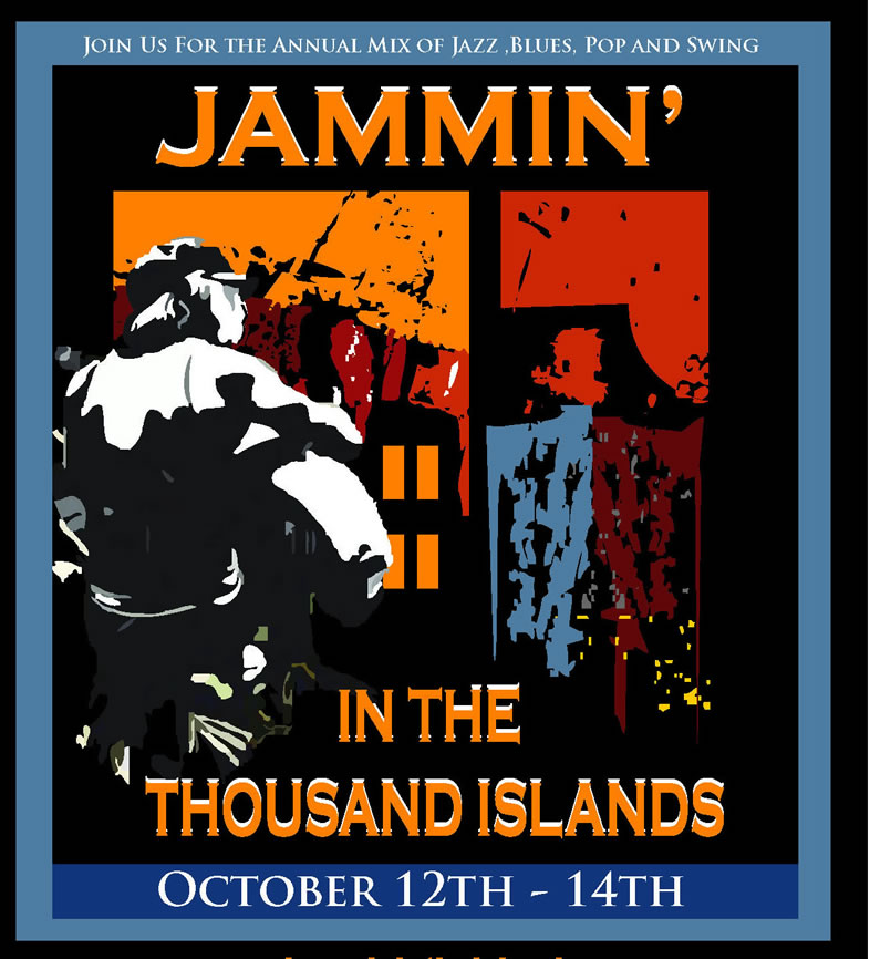 jammin 1000 islands gananoque live music 2012