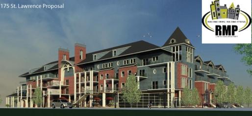 mitchell wilson waterfront development gananoque 175 St. Lawrence