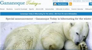 gananoque news today